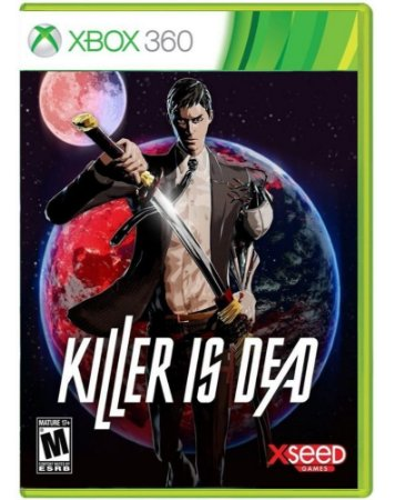Killer Is Dead (Limited Edition) - Seminovo Xbox 360
