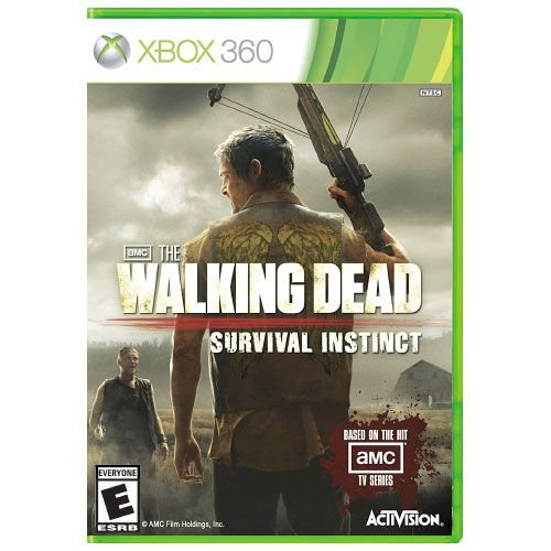 The Walking Dead Survival Instinct Seminovo - Xbox 360