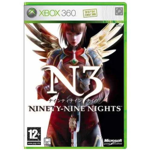 N3II Ninety-Nine Nights Seminovo - Xbox 360