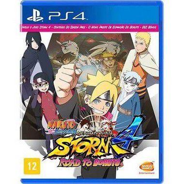 Naruto Shippuden Ultimate Ninja Storm 4 Road To Boruto - PS4