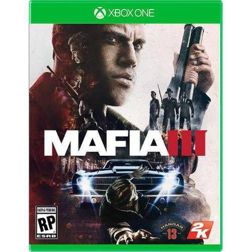 Mafia 3 Seminovo - Xbox One