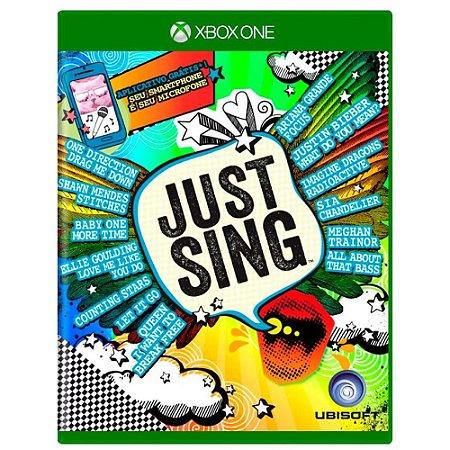 Just Sing Seminovo - Xbox One