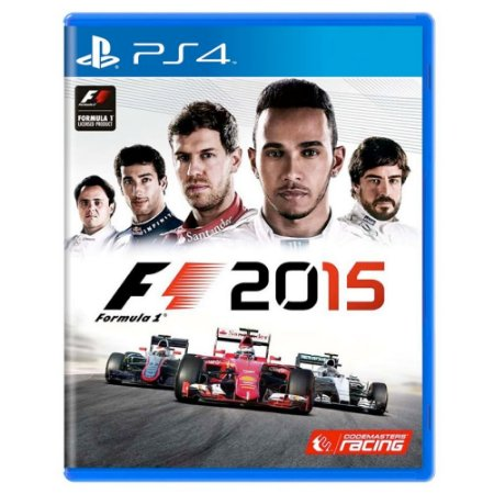 Formula 1 2015 Seminovo - PS4