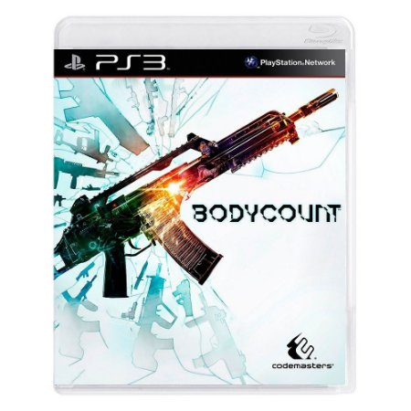 Bodycount Seminovo - PS3