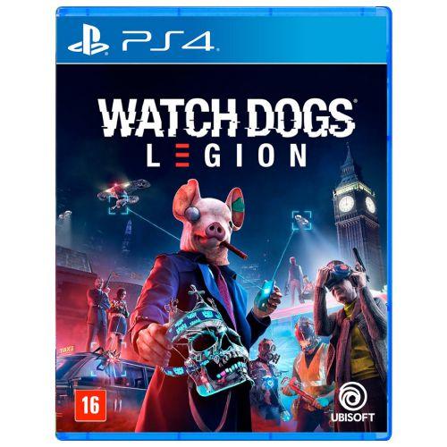 Watch Dogs: Legion - PS4/PS5 (Pré-Venda)