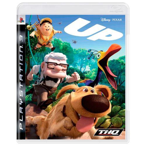 Disney Pixar UP Seminovo - PS3