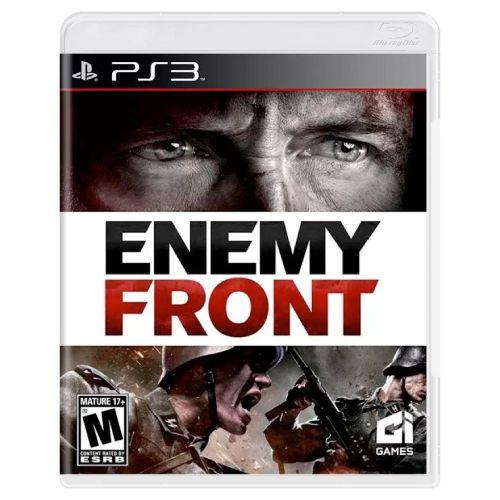 Enemy Front Seminovo – PS3