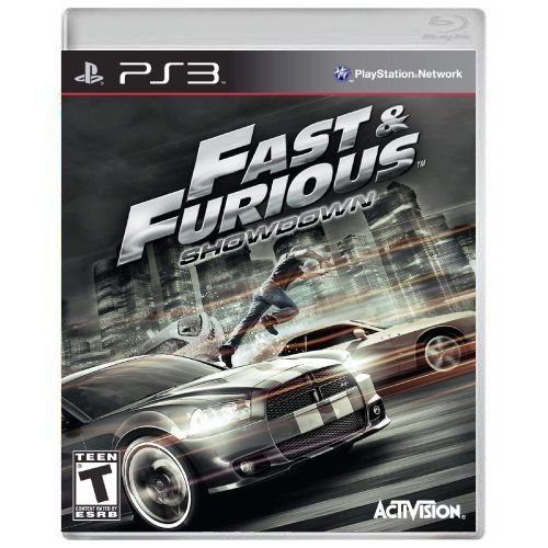 Fast e Furious Showdown Seminovo - PS3