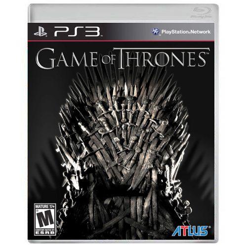 Game of Thrones Seminovo - PS3