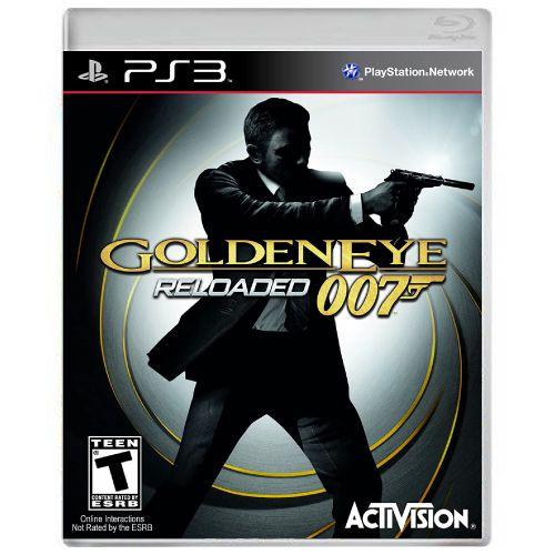 GoldenEye 007 Reloaded Seminovo - PS3