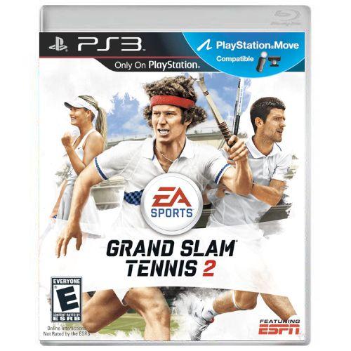 Grand Slam Tennis 2 Seminovo - PS3