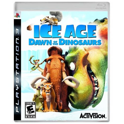 Ice Age Dawn of The Dinosaurs Seminovo - PS3