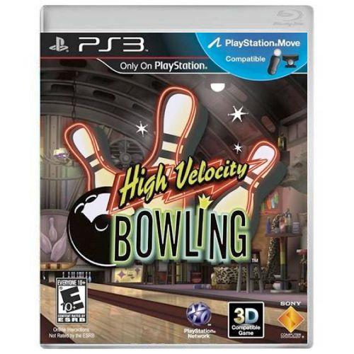 High Velocity Bowling Seminovo - PS3