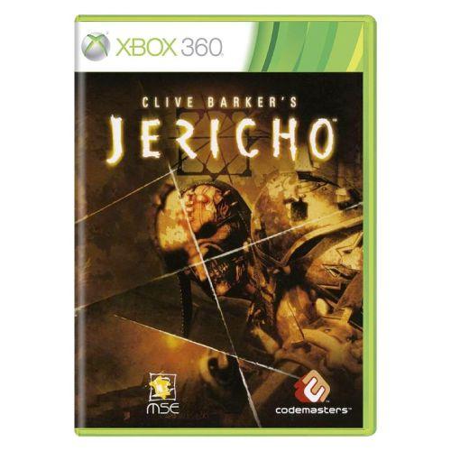 Clive Barker's Jericho Seminovo - Xbox 360