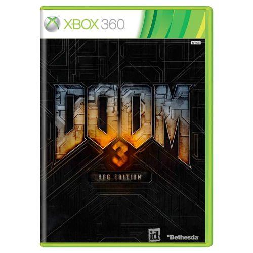 Doom 3 (BFG Edition) Seminovo – Xbox 360