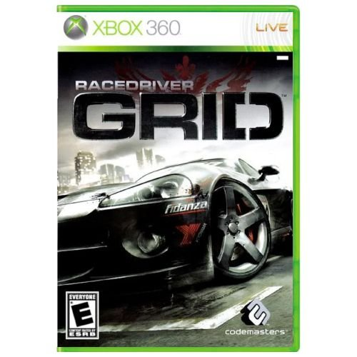 Grid Seminovo – Xbox 360