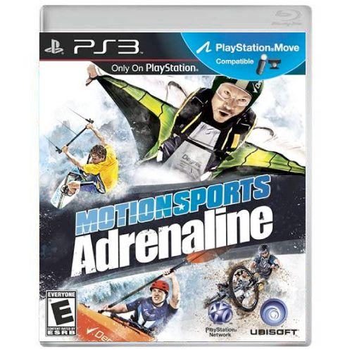 Motionsports Adrenaline Seminovo - PS3