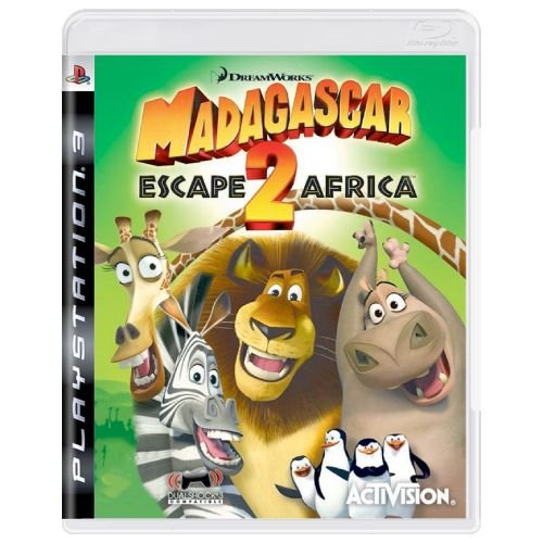 Madagascar Escape 2 Africa Seminovo - PS3