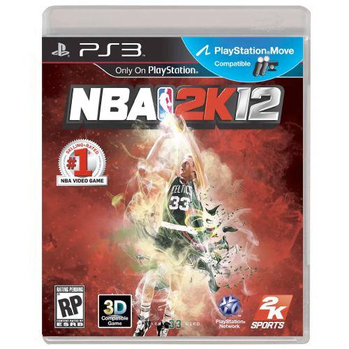 NBA 2K12 Seminovo - PS3