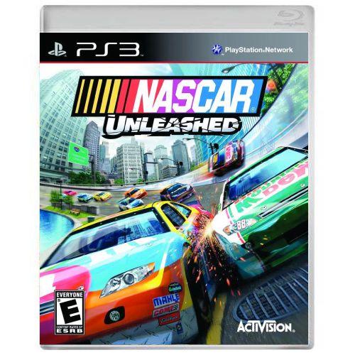 NASCAR Unleashed Seminovo - PS3