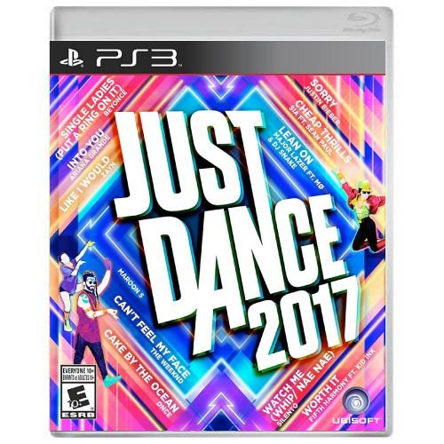 Just Dance 2017 Seminovo - PS3