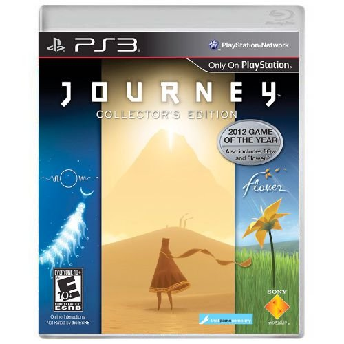 Journey (Collector's Edition) Seminovo- PS3