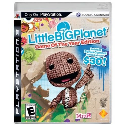 LittleBigPlanet (Game of the Year Edition) Seminovo - PS3