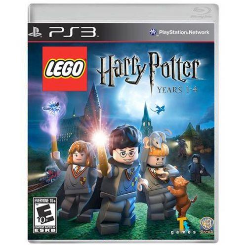 LEGO Harry Potter  Years 1- 4 Seminovo - PS3