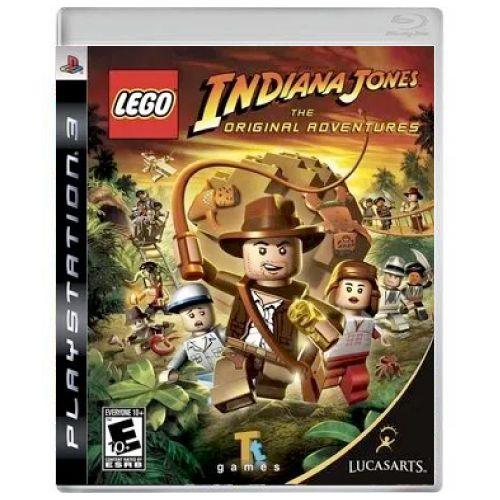 LEGO Indiana Jones The Original Adventures Seminovo - PS3