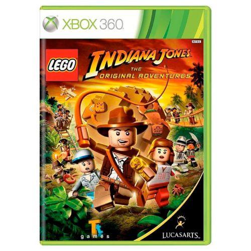 LEGO Indiana Jones: The Original Adventures Seminovo - Xbox 360