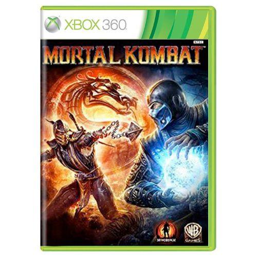 Mortal Kombat Seminovo – Xbox 360