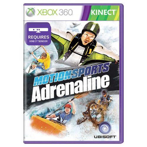 Motionsports Adrenaline Seminovo - Xbox 360