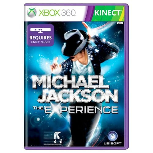 Michael Jackson: The Experience Seminovo – Xbox 360