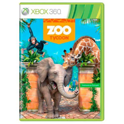 Zoo Tycoon Seminovo - Xbox 360
