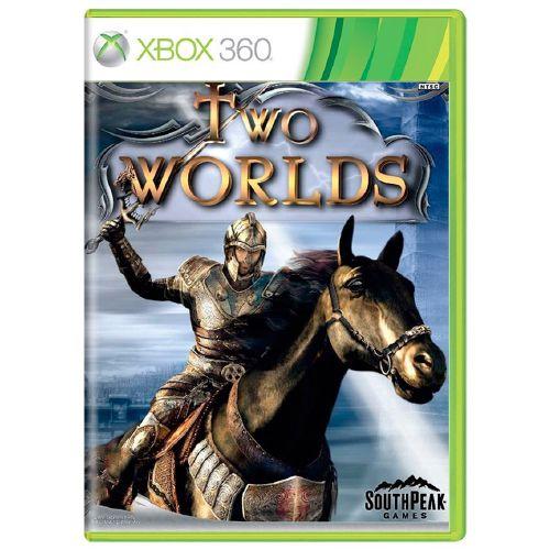 Two Worlds Seminovo – Xbox 360