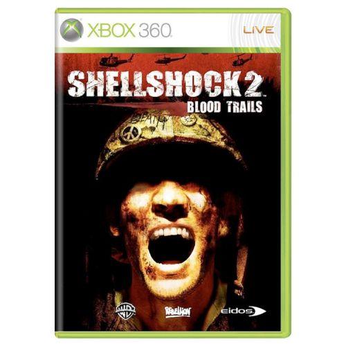 ShellShock 2 Blood Trails Seminovo – Xbox 360