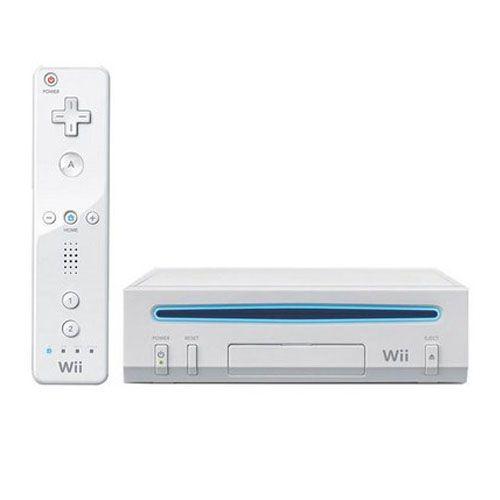 Console Nintendo Wii Seminovo