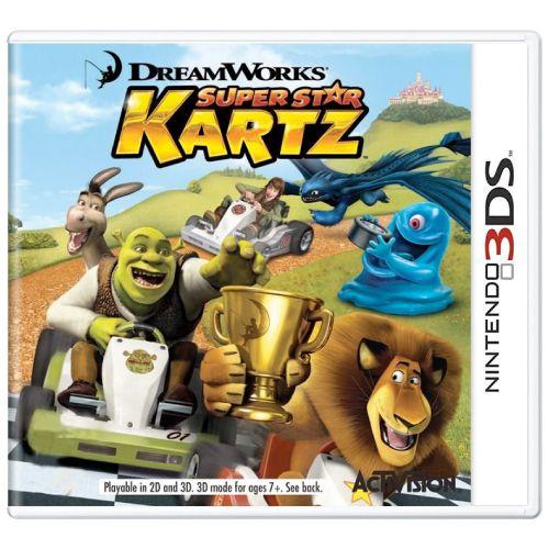 Kartz Super Star Seminovo – 3DS