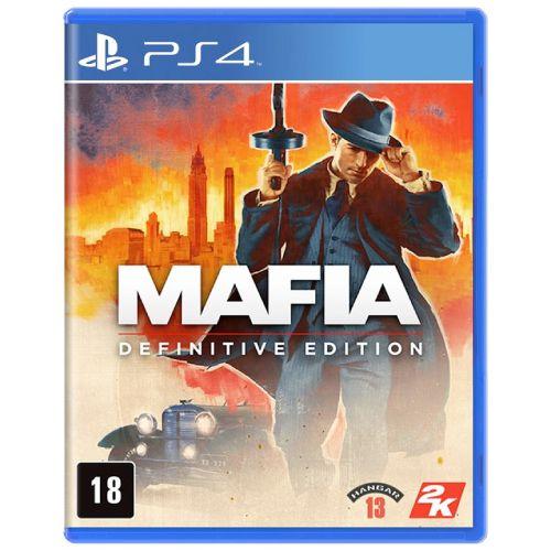 Mafia: Definitive Edition - PS4