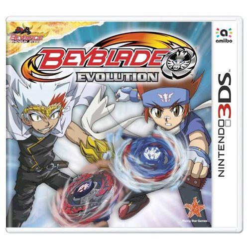 Beyblade Evolution Seminovo - 3DS