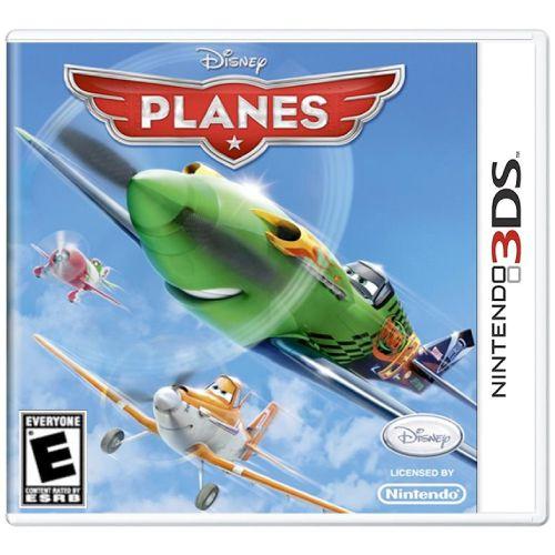 Disney Planes Seminovo - 3DS