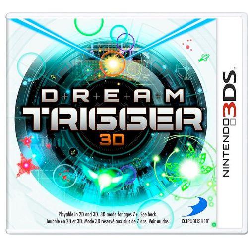 Dream Trigger 3D Seminovo - 3DS