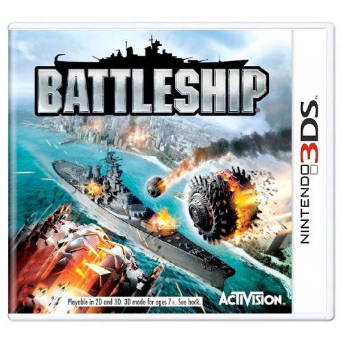 Battleship Seminovo - 3DS