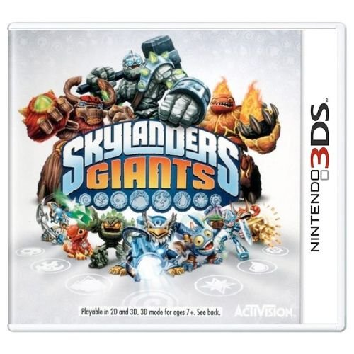 Skylanders Giants Seminovo - 3DS