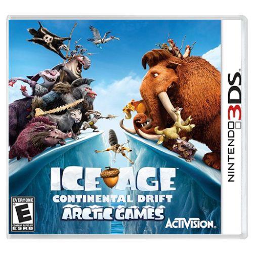Ice Age Continental Drift Arctic Seminovo - 3DS