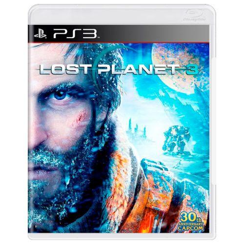 Lost Planet 3 Seminovo - PS3