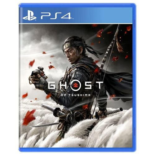 Ghost of Tsushima Seminovo – PS4