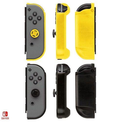 Case Switch Joy-con Armor Guards Amarelo/preta