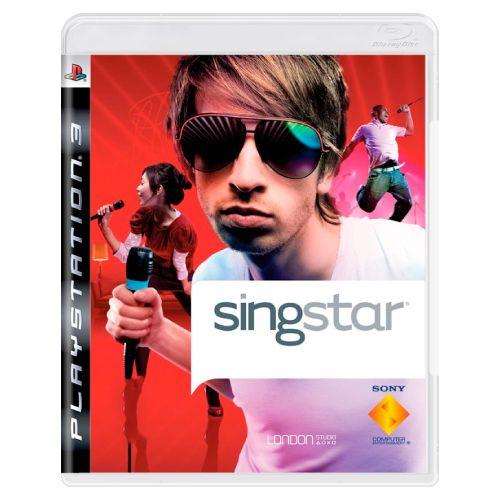 SingStar Vol. 1 Seminovo – PS3