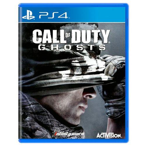 Call of Duty Ghosts Seminovo - PS4